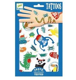 Djeco Djeco Tattoos Snouts