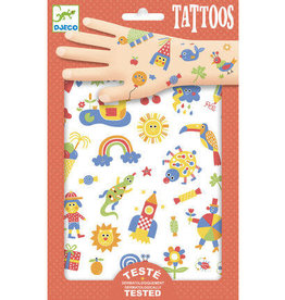 Djeco Djeco Tattoos So cute