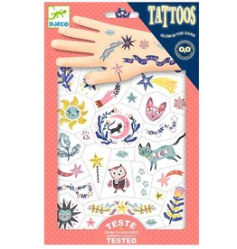 Djeco Djeco Tattoos Sweet Dreams