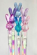 Rabbit Gel Pen, Rainbow Ink