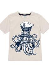 Boboli Octopus Tee Shirt