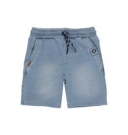 Boboli Denim Bermuda Shorts