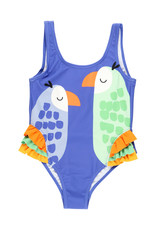 Boboli Swimsuit, Parrots