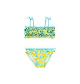 Boboli Bikini with Lemon Print