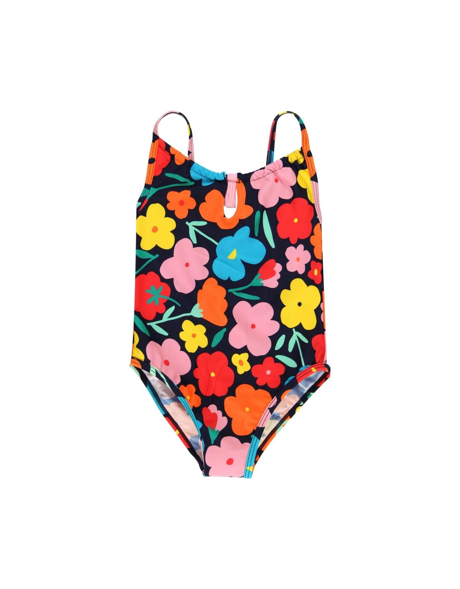 Boboli Floral Swimsuit
