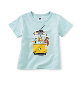 Tea Martina Manya Graphic Baby Tee
