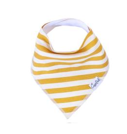 Copper Pearl Bib Alpine - Yellow  Stripe
