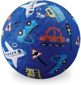 "Crocodile Creek 5"" Playground Ball, Things that Go"