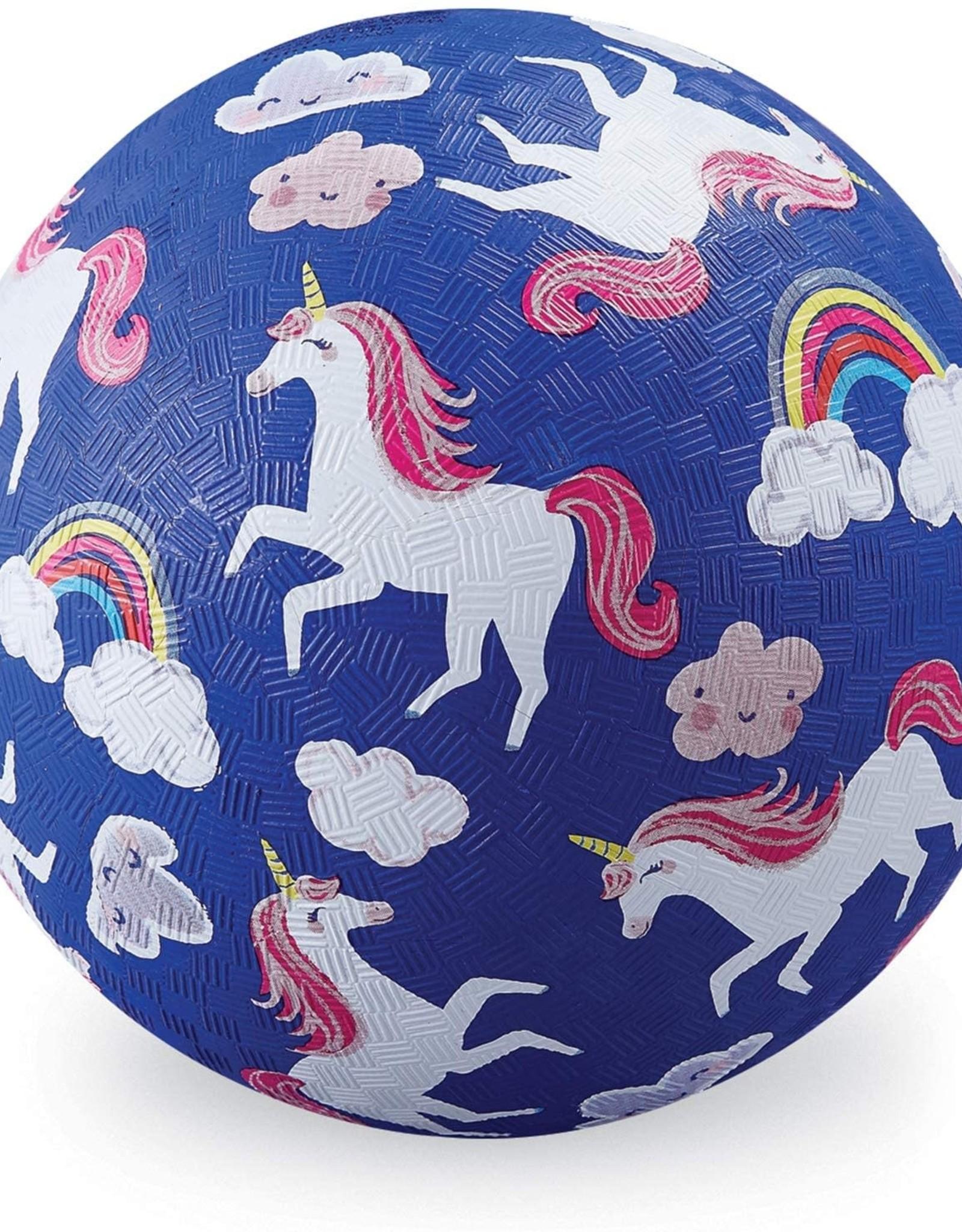 "Crocodile Creek 5"" Playground Ball, Unicorns"
