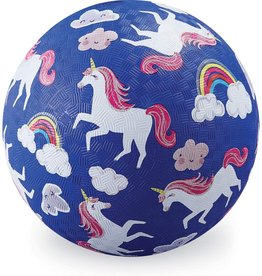 "Crocodile Creek 5"" Playground Ball, Unicorns"