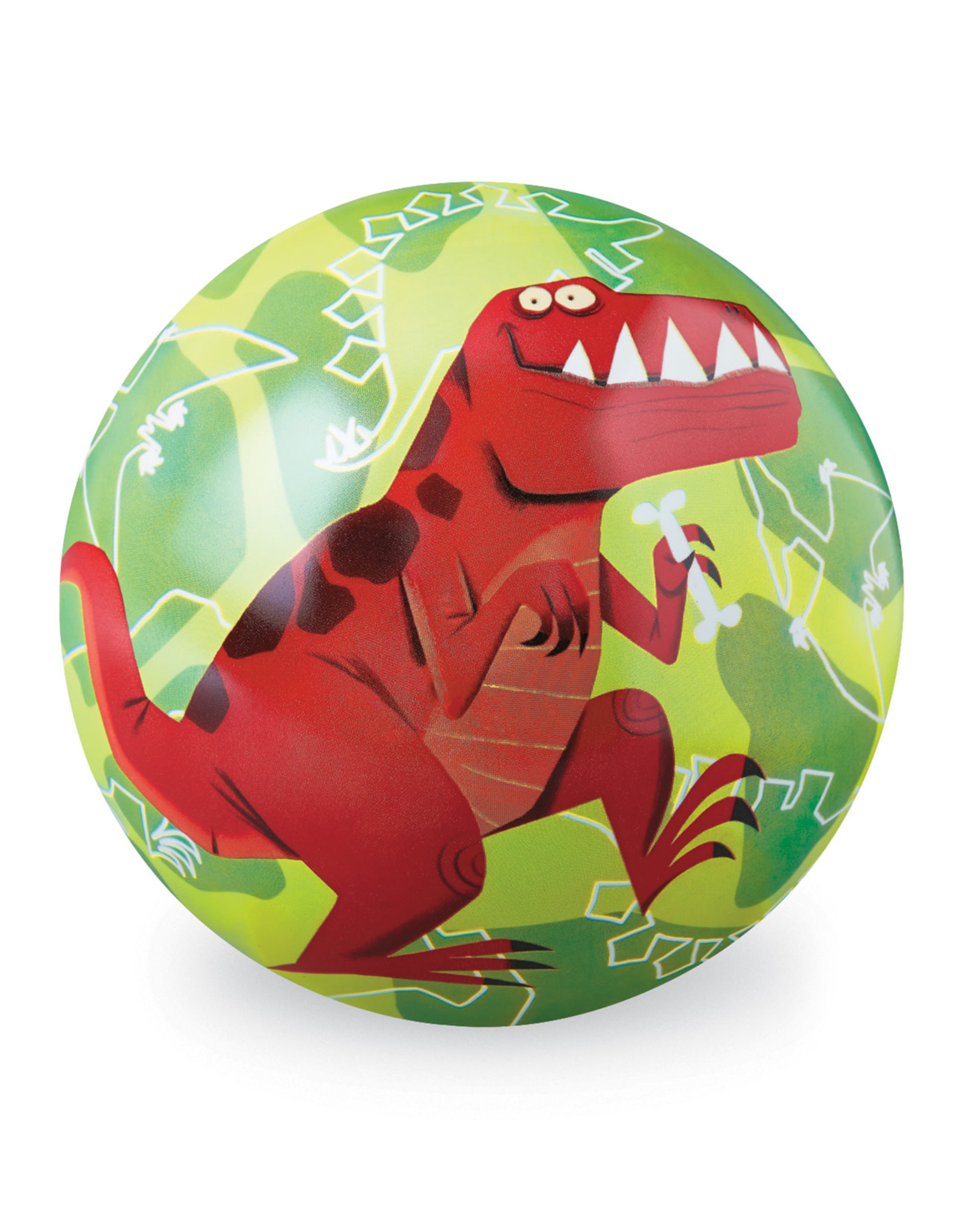 "Crocodile Creek 4"" Ball, T-Rex"