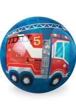 "Crocodile Creek 4"" Ball, Fire Truck"