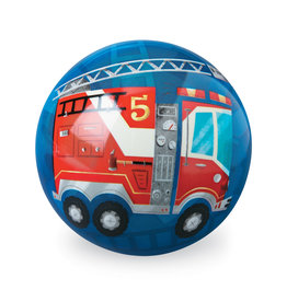 "Crocodile Creek 4"" Ball, Fire Truck"