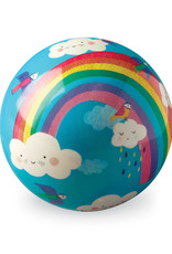 "Crocodile Creek 4"" Ball, Rainbow Dreams"