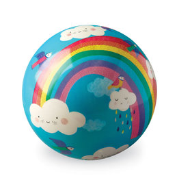 "Crocodile Creek 4"" Ball, Rainbow Dreams"