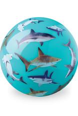 "Crocodile Creek 4"" Ball, Sharks"
