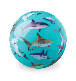 "Crocodile Creek 4"" Ball, Sharks"
