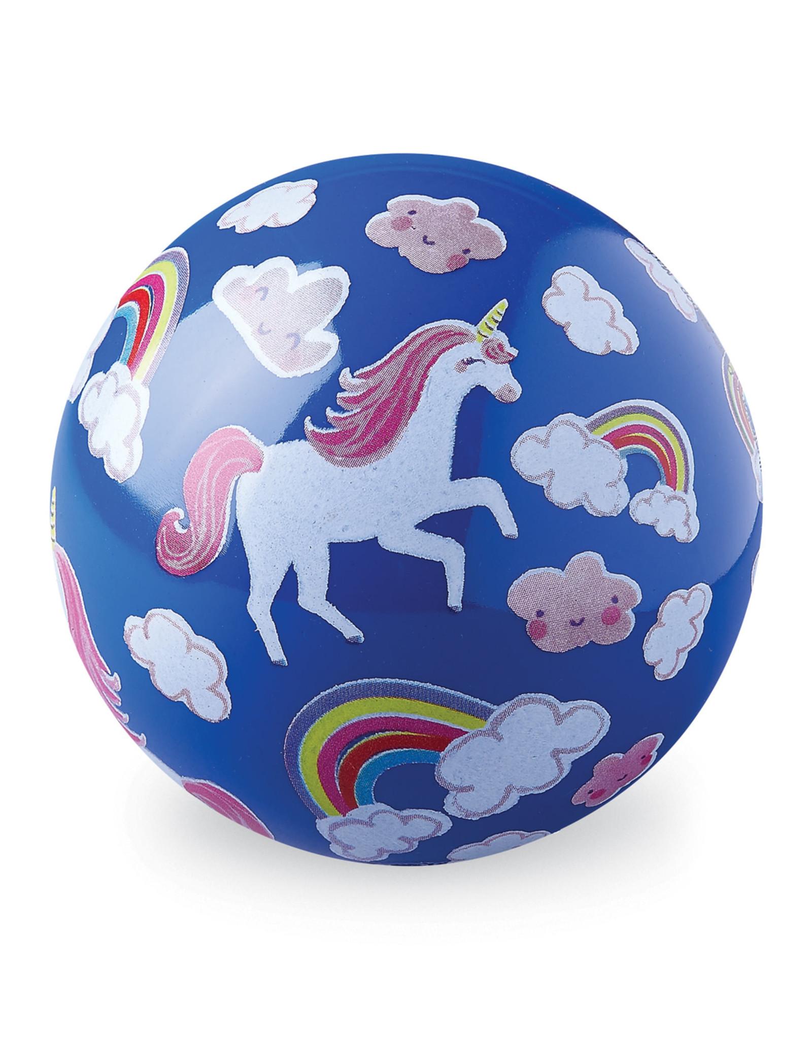 "Crocodile Creek 4"" Ball, Unicorn"