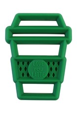 Itzy Ritzy Chew Crew Silicone Latte Teether