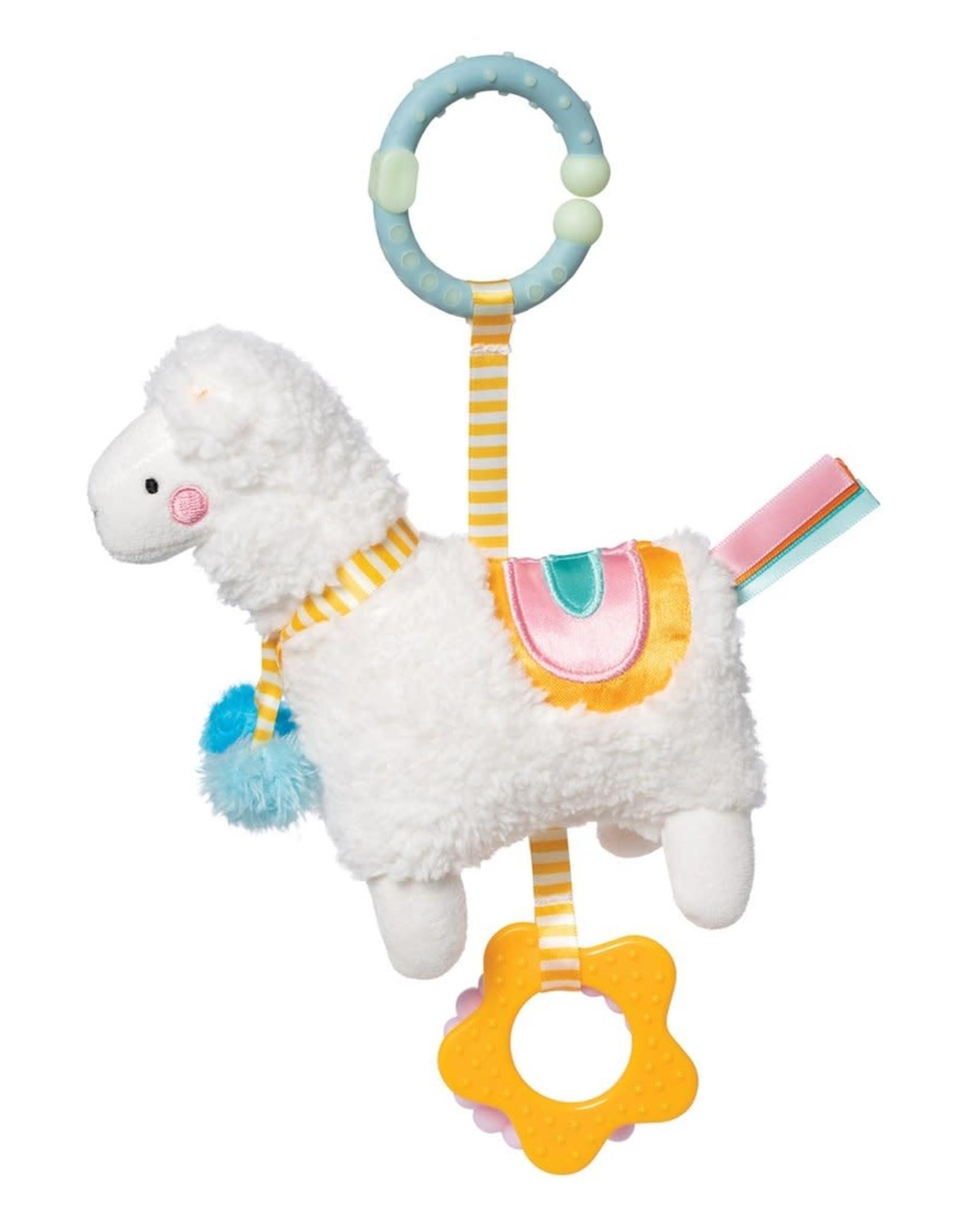 Manhattan Toy Travel Toy, Llama