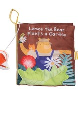 Manhattan Toy Lemon the Bear Plants a Garden