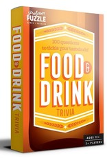 Professor Puzzle Food and Drink Trivia