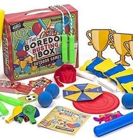Professor Puzzle The Boredom Busting Box, Outdoor Games