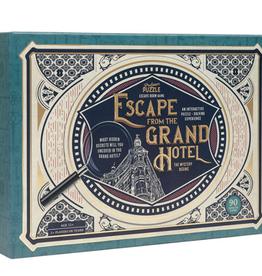Professor Puzzle Escape from the Grand Hotel