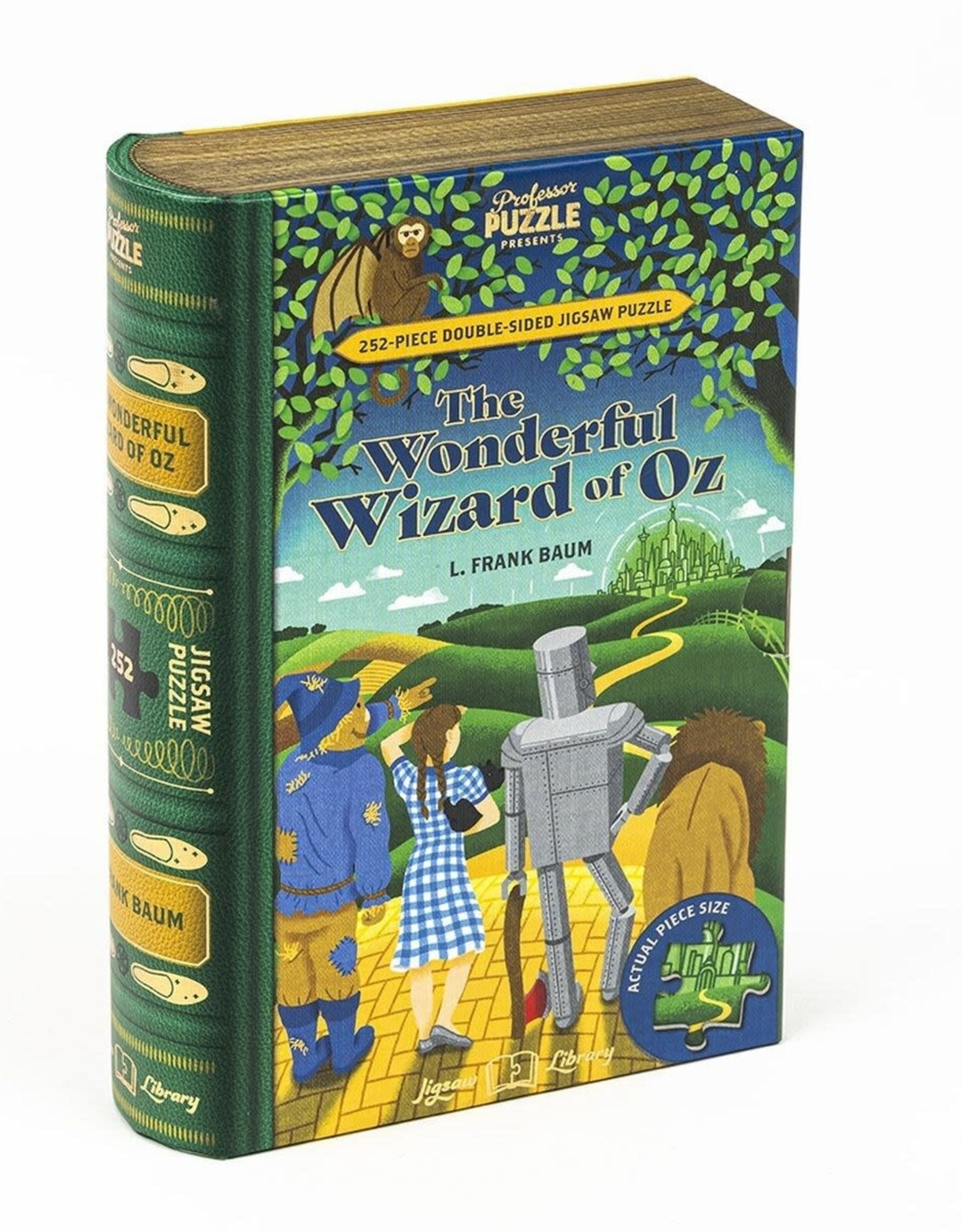 Professor Puzzle The Wizard of Oz, 252 pc Puzzle