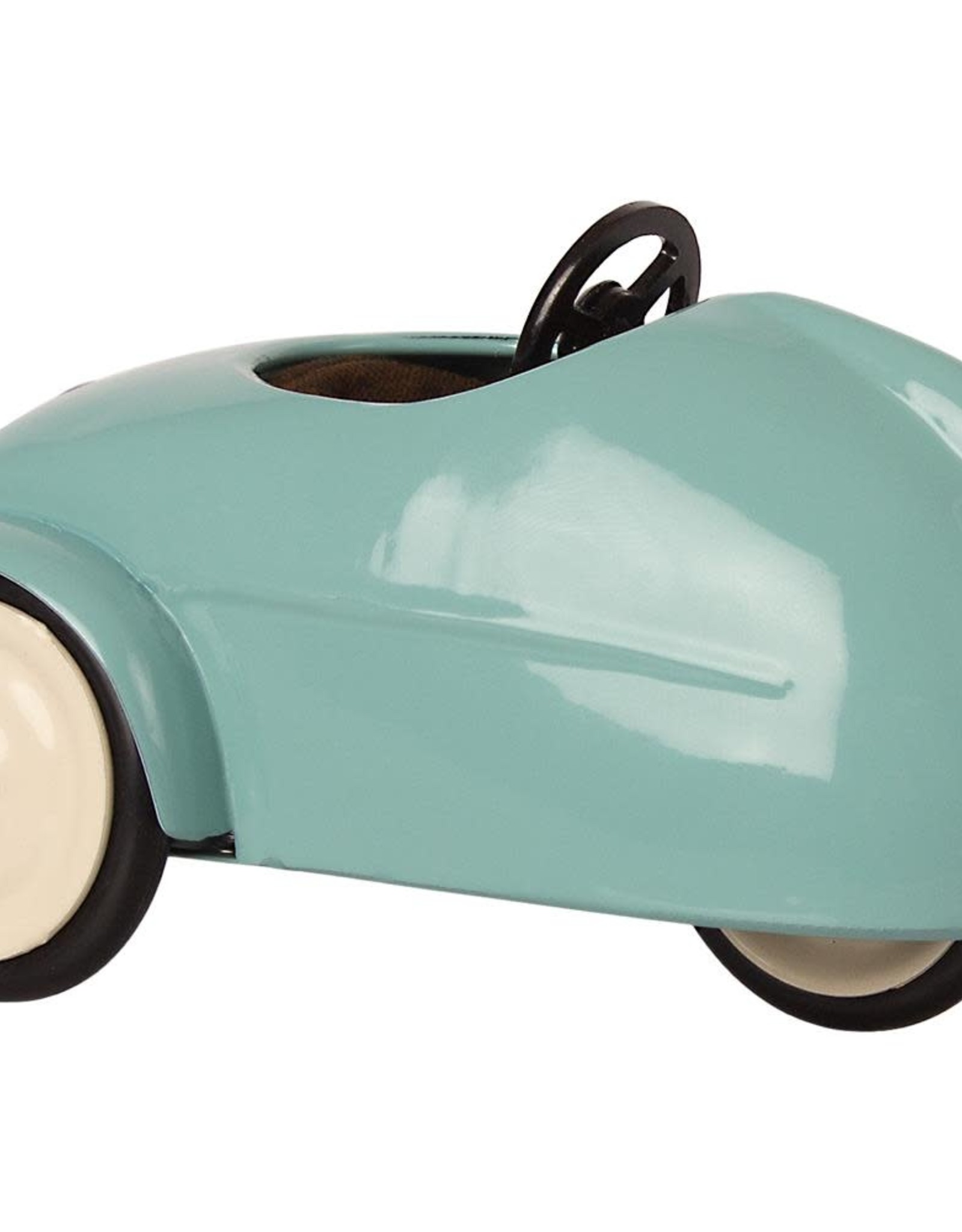 Maileg Mouse Car with Garage, Blue