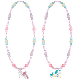 Great Pretenders Prancing Pony Necklace