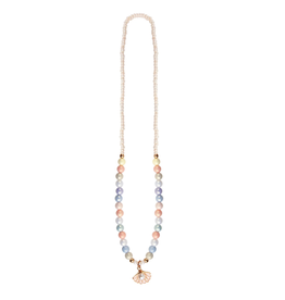 Great Pretenders Pastel Shell Necklace