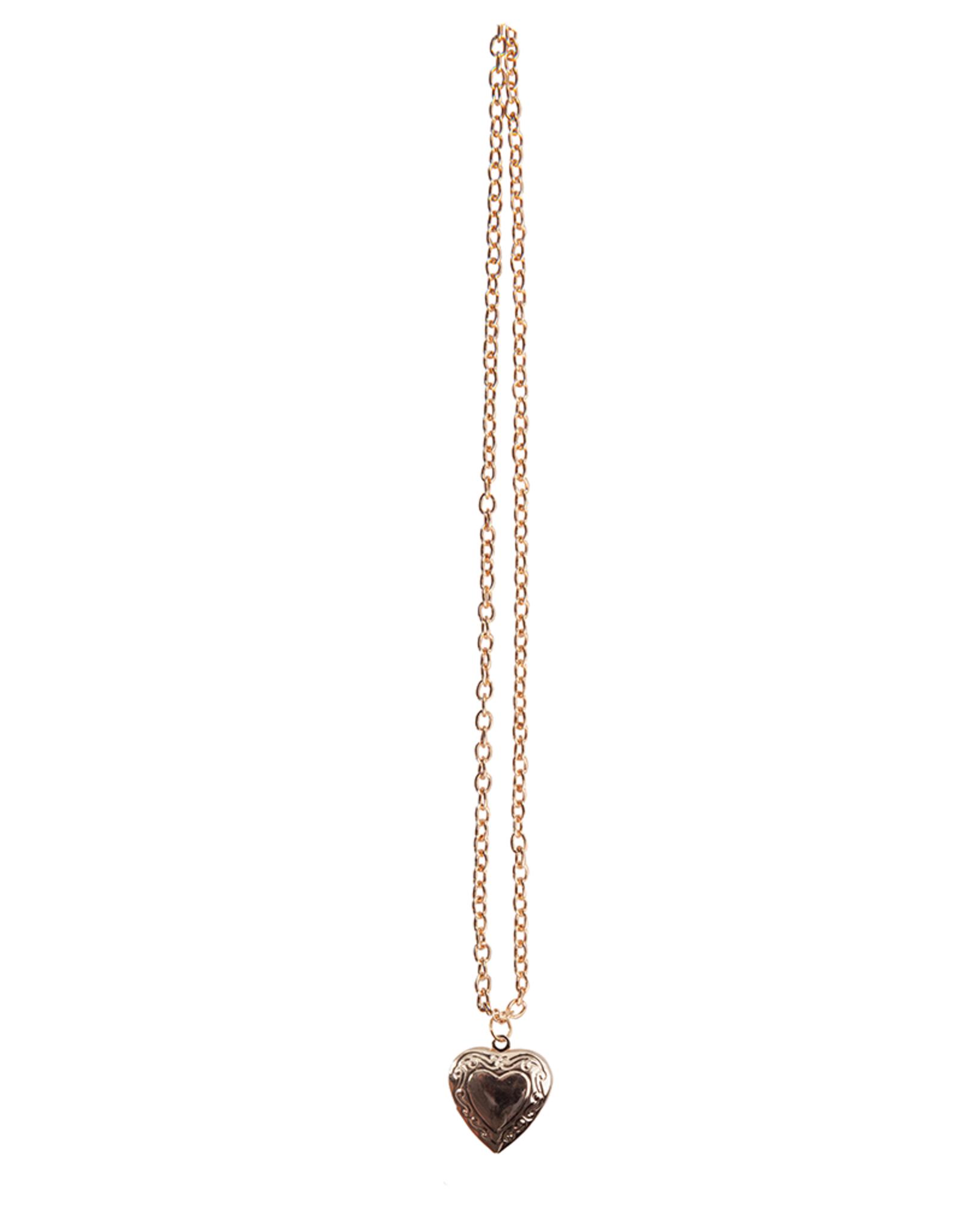 Great Pretenders Locket Necklace