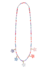 Great Pretenders Shimmer Flower Necklace