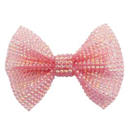 Great Pretenders Pink Gem Hair Clip