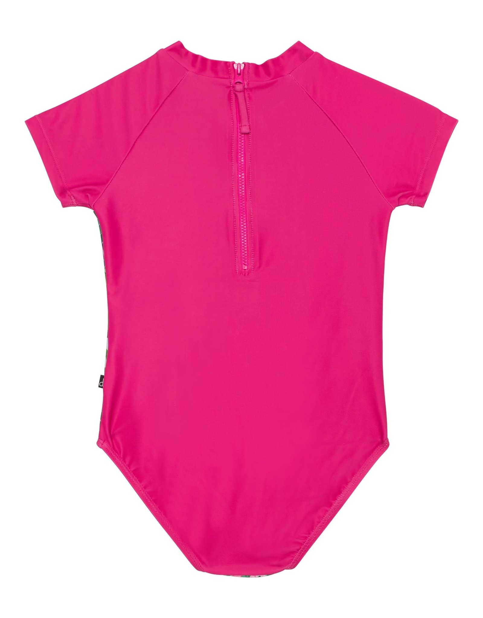 Deux par Deux 1 pc Swimsuit Flamingo