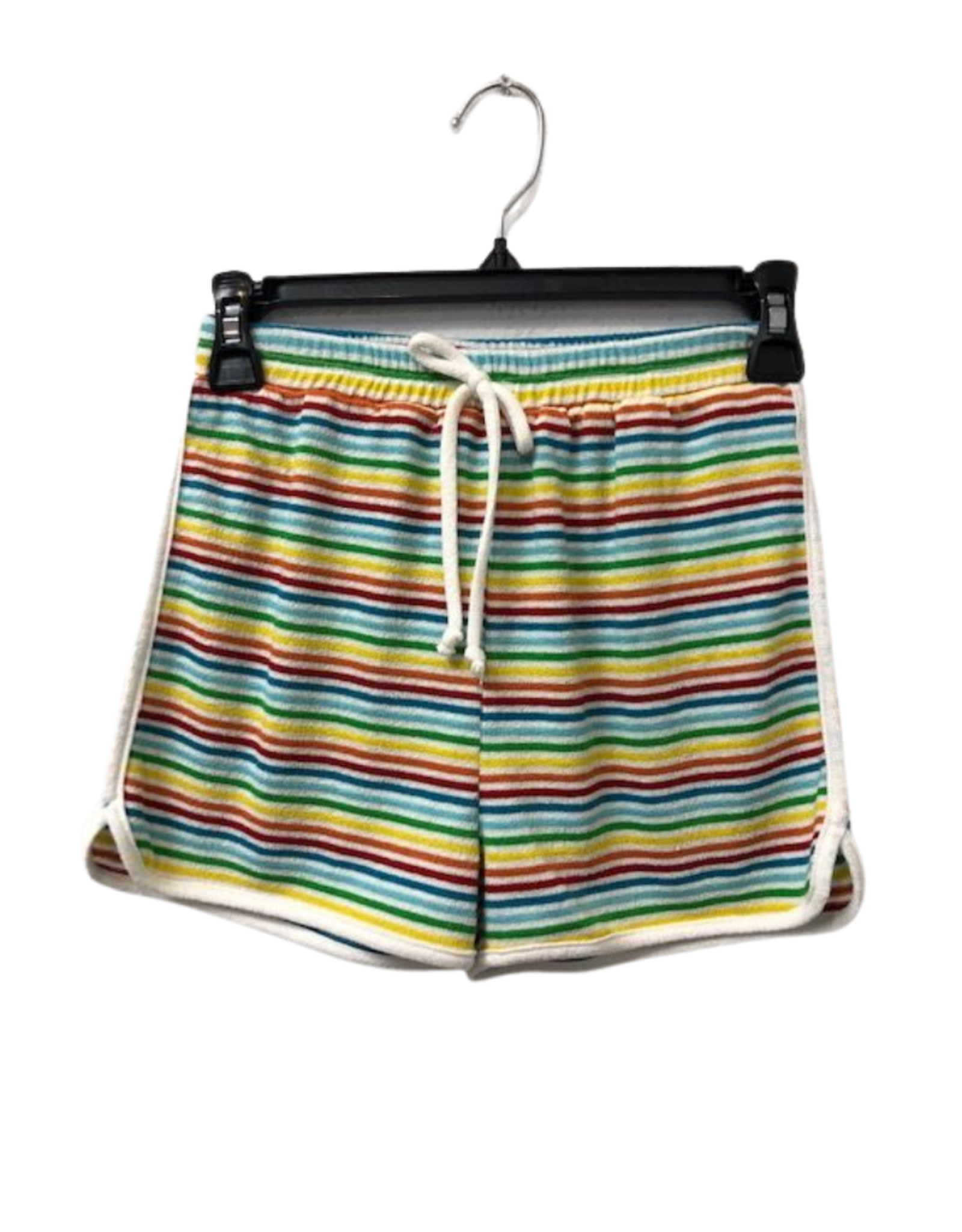 For All Seasons For All Seasons Multicolored Striped Shorts