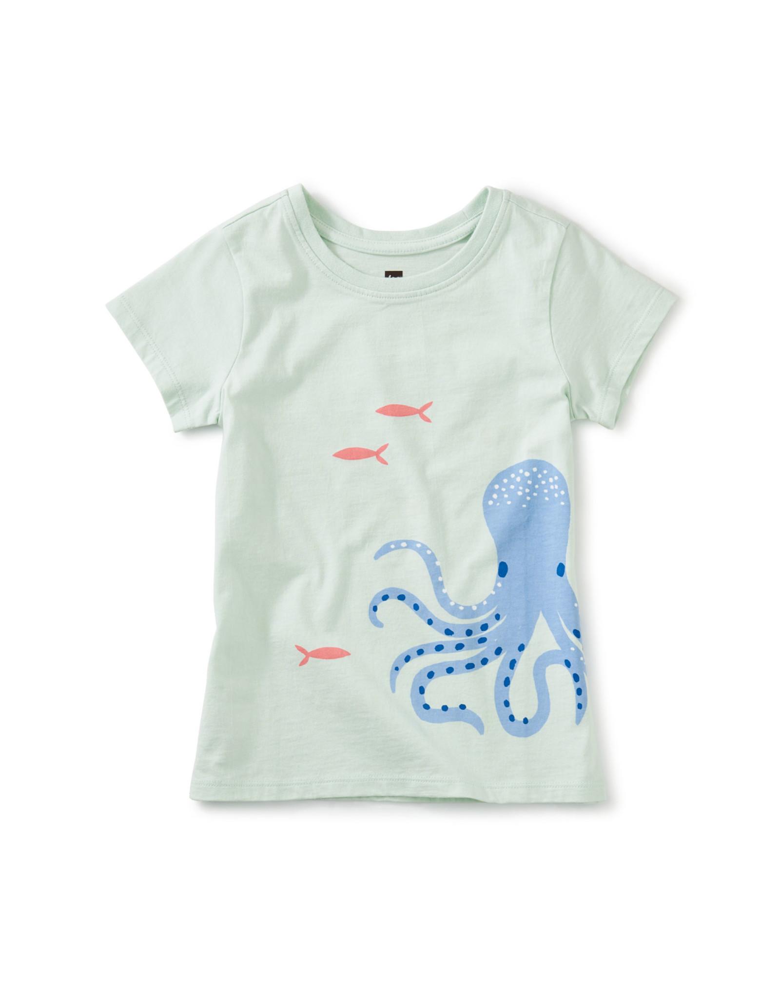 Tea Octopus' Garden UV Graphic Tee