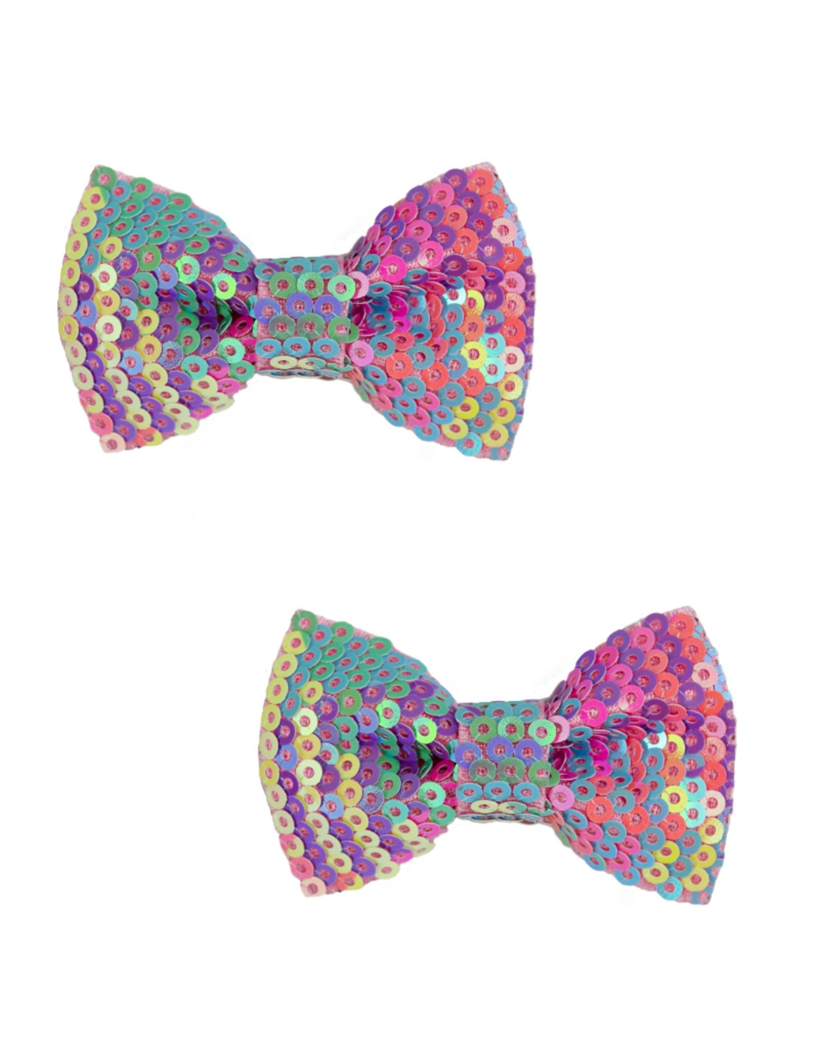 Great Pretenders Rainbow Sequins Bows