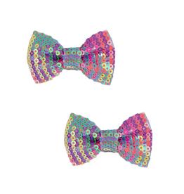 Great Pretenders Rainbow Sequins Bows