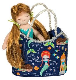 Douglas Glitter Mermaid Sak with Mermaid