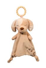 Douglas  Lil' Sshlumpie  Tan Puppy Teether