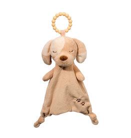 Douglas  Lil' Sshlumpie  Tan Puppy Teether