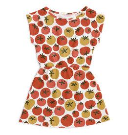 Winter Water Factory Sierra Dress, Tomato Print