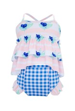 Blueberry Bay Blueberry Bay Bramble Patch Two Piece Swimsuit