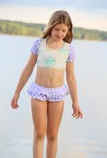 Blueberry Bay Blueberry Bay Shambhala Two Piece Swimsuit