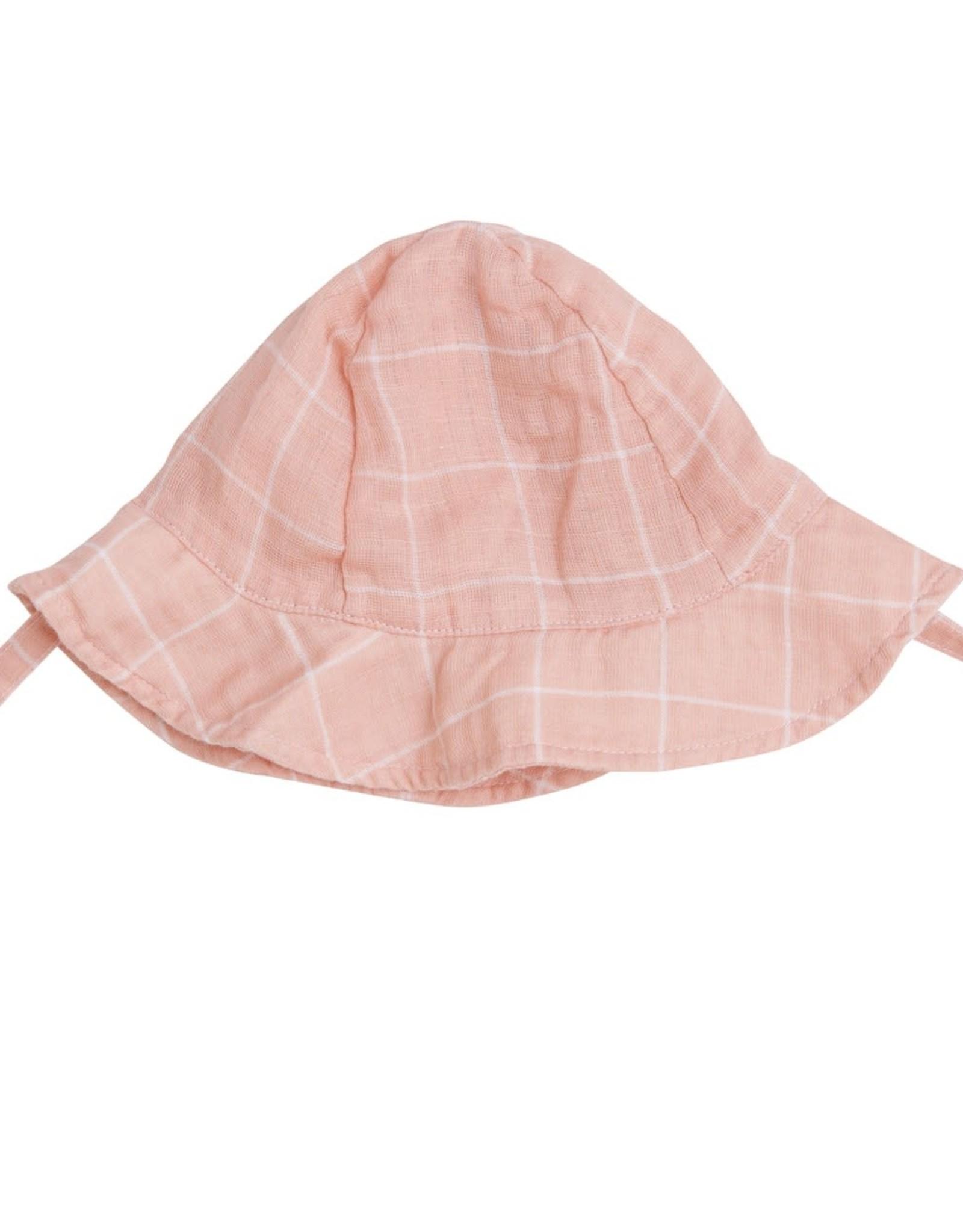 Angel Dear Off the Grid Sunhat, Pink