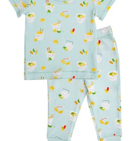 Angel Dear Take Out Loungewear Set, Mint