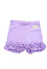 Be Girl Ruffled Shorties Lavender Buttercream