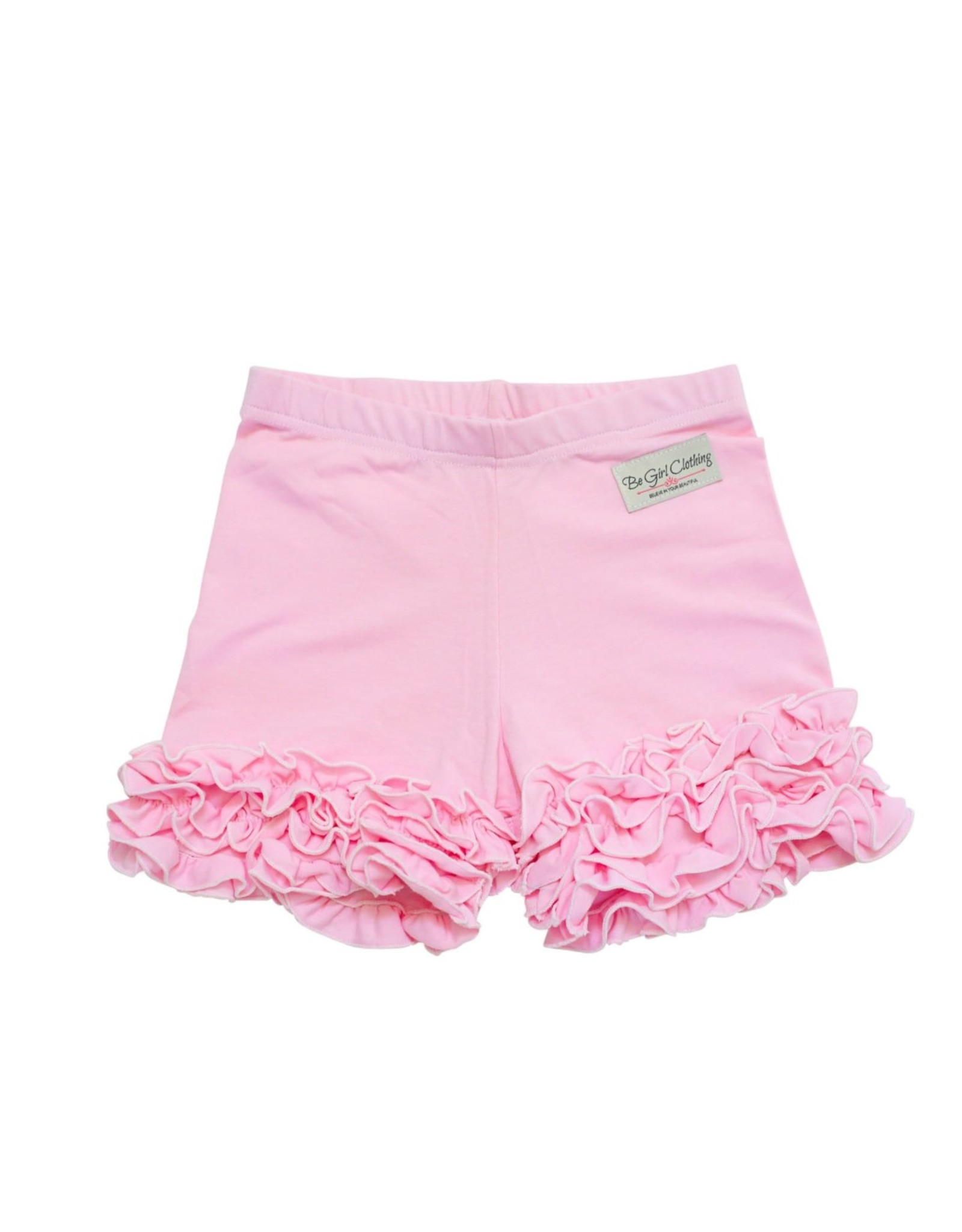 Be Girl Ruffled Shorties Strawberry Cream